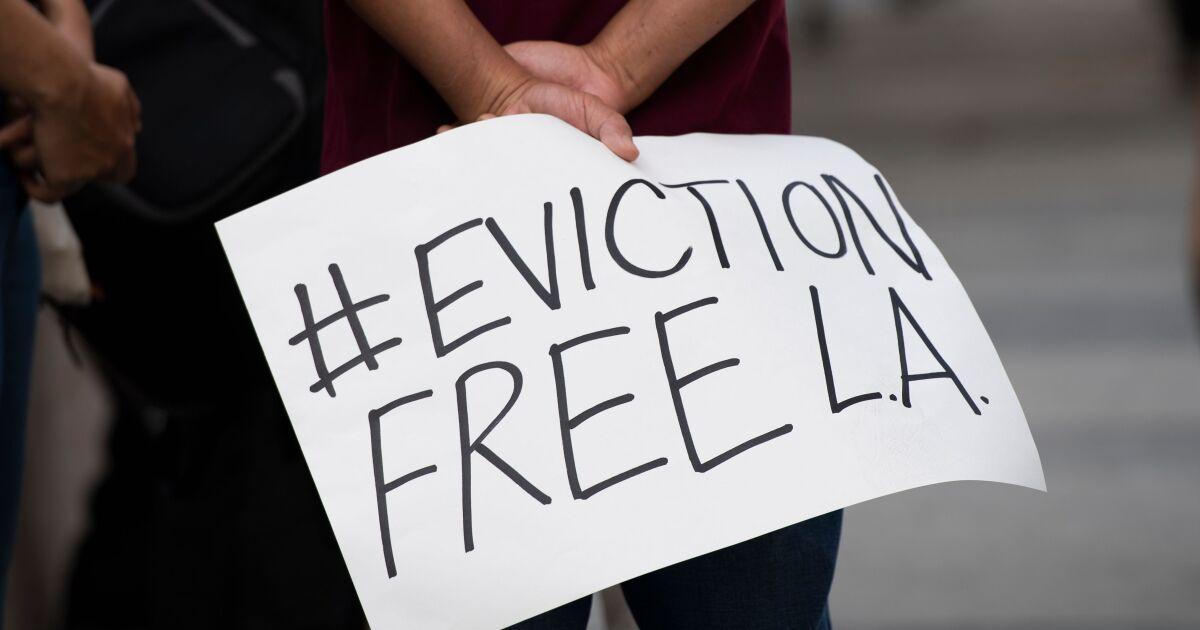 When States Lifted Eviction Moratoriums, COVID Case Rates And Deaths Rose, UCLA Researchers Report