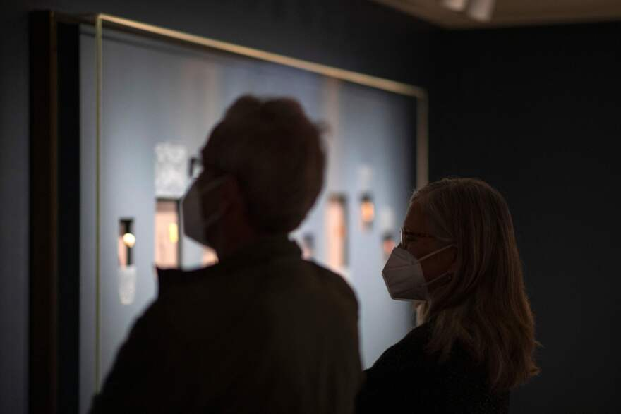 US-ENTERTAINMENT-ART-MUSEUM