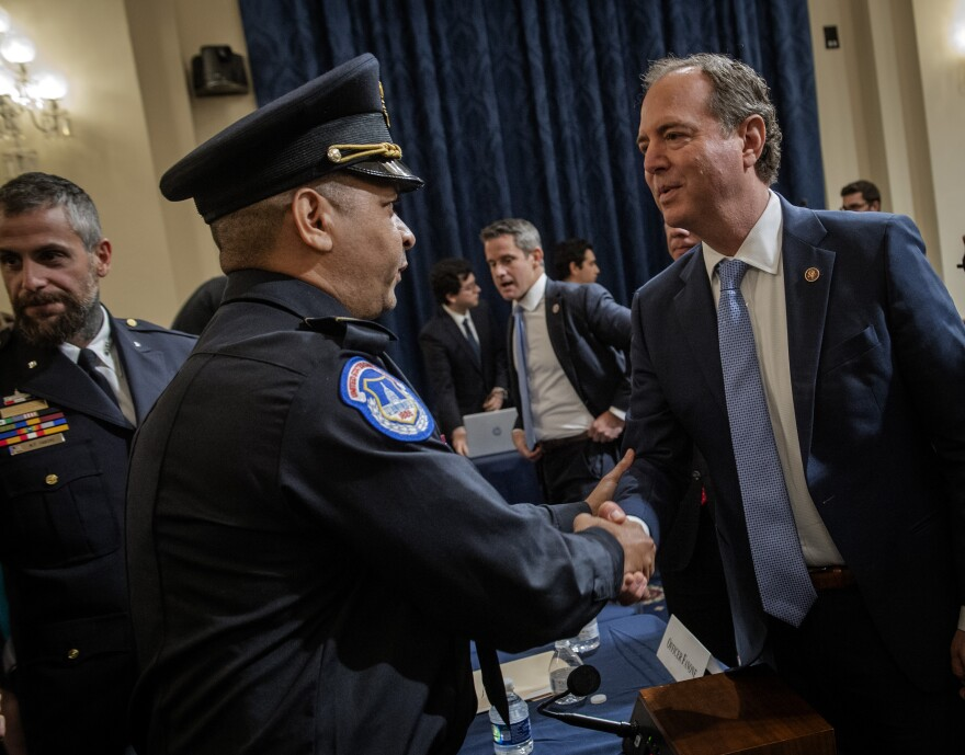 House Select Committee Investigating January 6 Attack On US Capitol Holds First Hearing