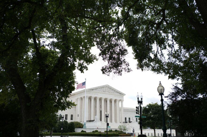US-JUSTICE-POLITICS-SUPREME COURT-TEXAS