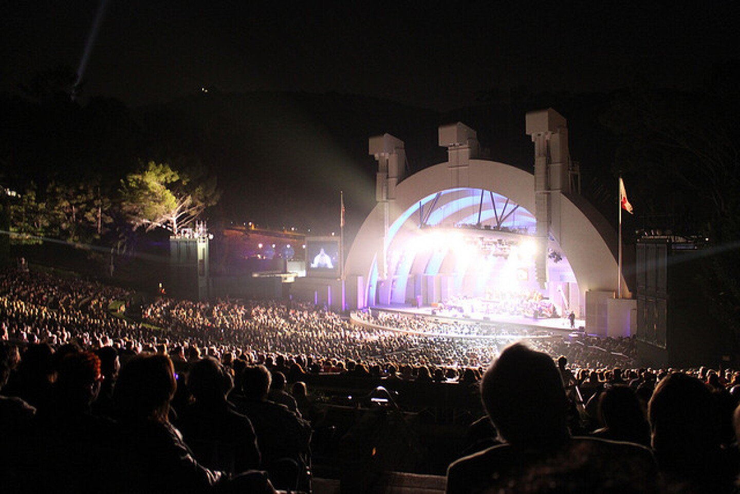 Hollywood Bowl Calendar 2022.Hollywood Bowl Concerts To Return July 4th Weekend Laist