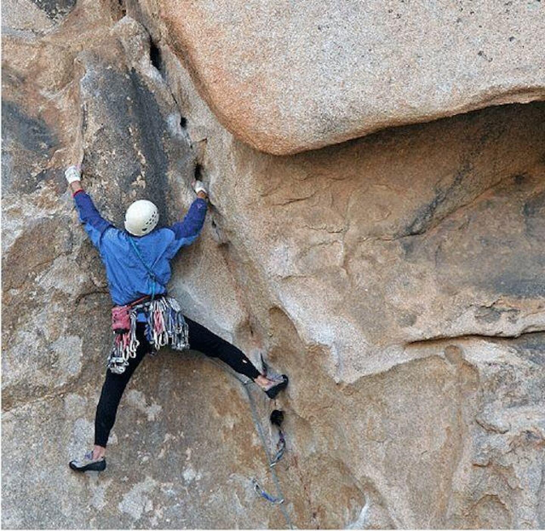 Death rock climber Accomplished free