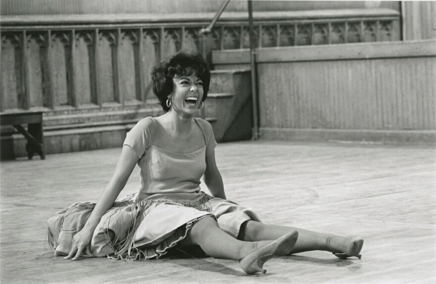 """Rita Moreno, as seen in the documentary """"Rita Moreno: Just a Girl Who Decided to Go for It."""""""